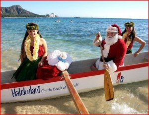 Santa-In-Hawaii