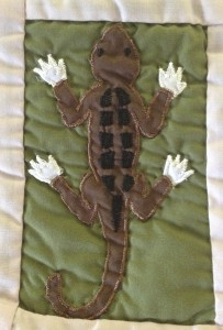 Quilted Gecko