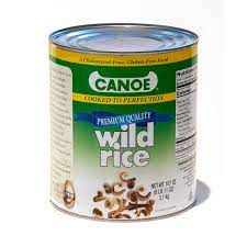 Canoe Rice in a Can